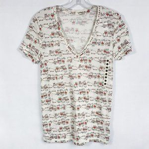 Urban Outfitters | NEW Cat Doodle Graphic Tee